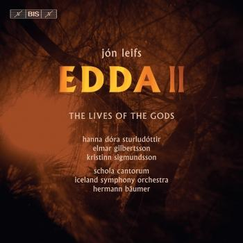 Cover Leifs: Edda, Pt. 2, Op. 42 'The Lives of the Gods'
