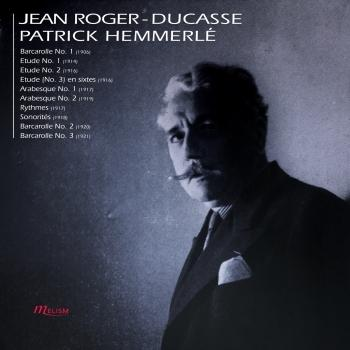 Cover Roger-Ducasse: Piano Works