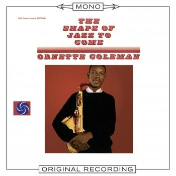 Cover The Shape of Jazz To Come (Mono)