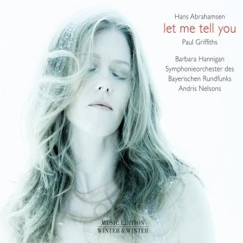 Cover H. Abrahamsen: Let Me Tell You
