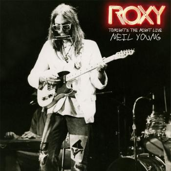 Cover ROXY: Tonight's the Night Live (Remastered)