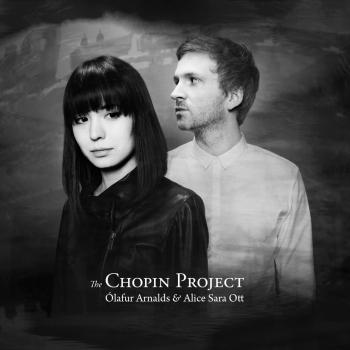 Cover The Chopin Project