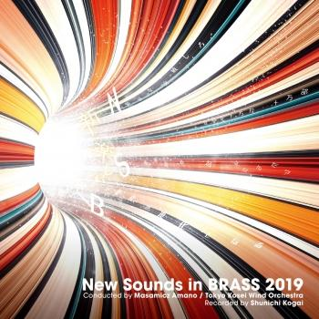 Cover New Sounds In Brass 2019