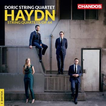 Cover Haydn: String Quartets, Op. 64