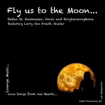 Cover Fly Us to the Moon...