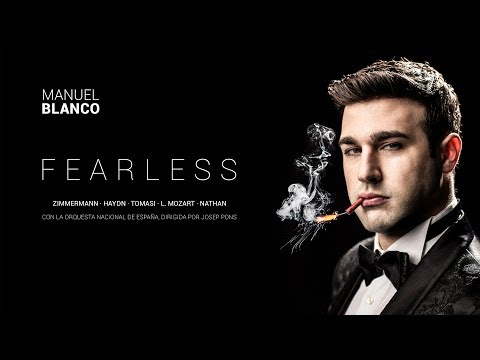 Video Manuel Blanco: Fearless (Teaser)