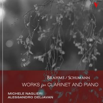 Cover Brahms & Schumann: Works for Clarinet and Piano