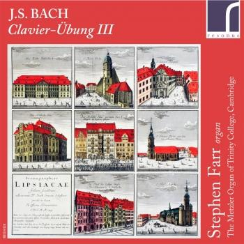 Cover Bach Clavier-Übung III