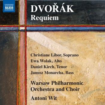 Cover Dvorak: Requiem, Op. 89