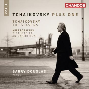 Cover Tchaikovsky Plus One, Vol. 1
