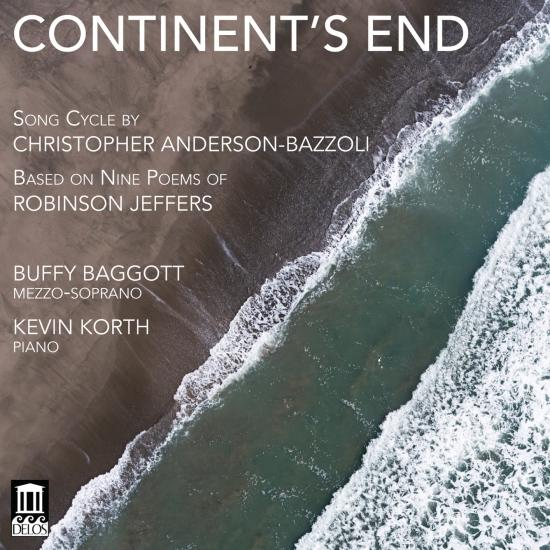 Cover Continent's End