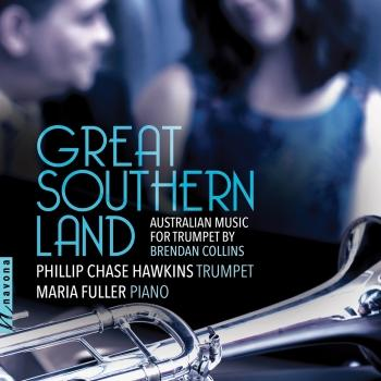 Cover Brendan Collins: Great Southern Land