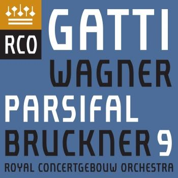 Cover Bruckner: Symphony No. 9 - Wagner: Parsifal (Excerpts)