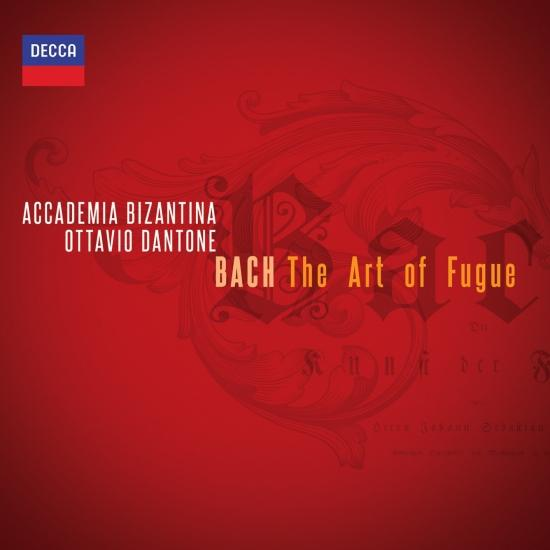 Cover Bach: The Art of Fugue
