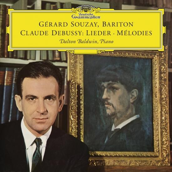 Cover Debussy: Lieder (Remastered)