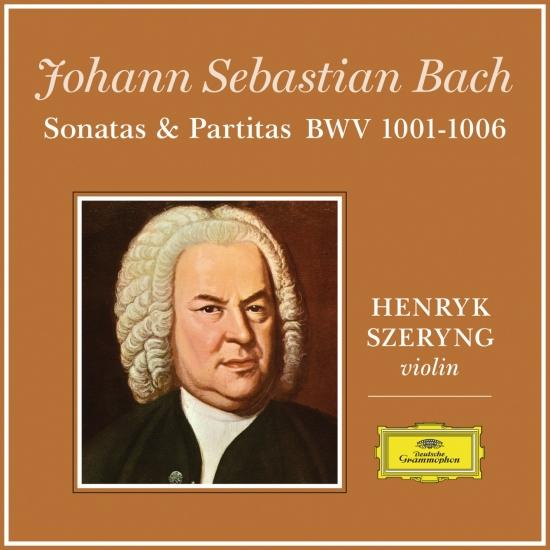 Cover J.S. Bach: Sonatas And Partitas (Remastered)