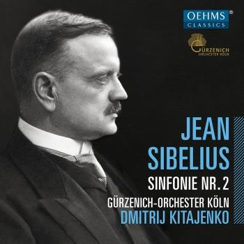Cover Sibelius: Symphony No. 2 in D Major, Op. 43