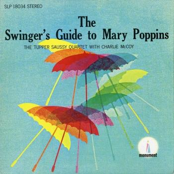 Cover The Swinger's Guide to Mary Poppins