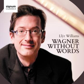 Cover Wagner Without Words