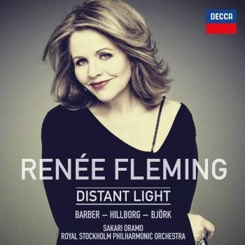 Cover Renée Fleming: Distant Light