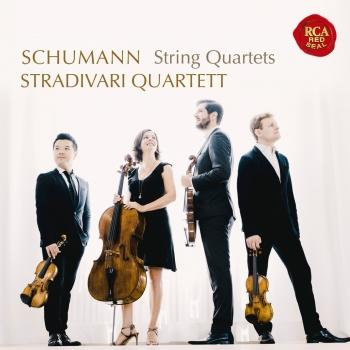Cover Schumann: The String Quartets
