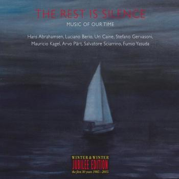 The Rest Is Silence (Music of Our Time)