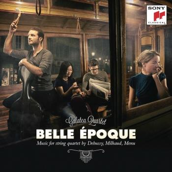 Cover Belle Epoque - French Works for String Quartet