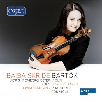 Cover Bartók: Works for Violin & Orchestra