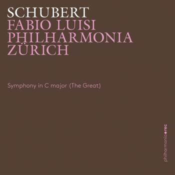 Cover Schubert: Symphony in C Major (The Great)
