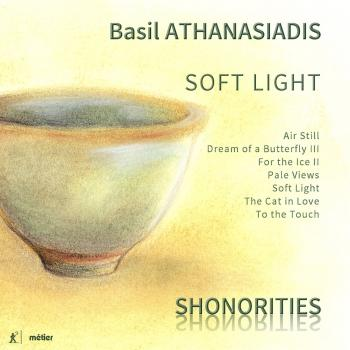 Cover Basil Athanasiadis: Soft Light