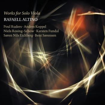 Cover Rafaell Altino: Works for Solo Viola