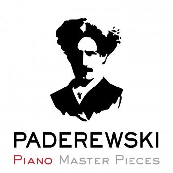 Cover Paderewski: Piano Master Pieces
