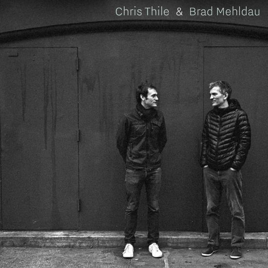 Cover Chris Thile & Brad Mehldau