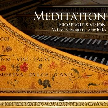 Cover Meditation: Froberger's Vision