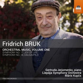 Cover Bruk: Orchestral Music, Vol. 1