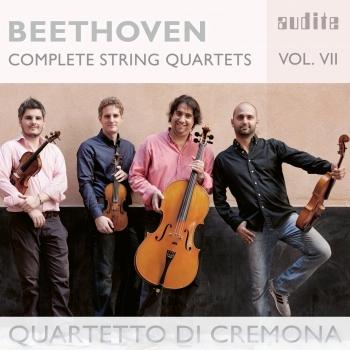 Cover Beethoven: Complete String Quartets, Vol. 7