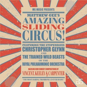 Cover Matthew Gee's Amazing Sliding Circus