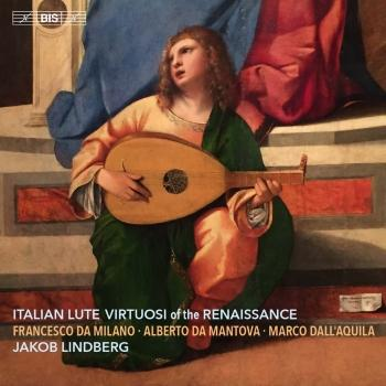 Cover Italian Lute Virtuosi of the Renaissance