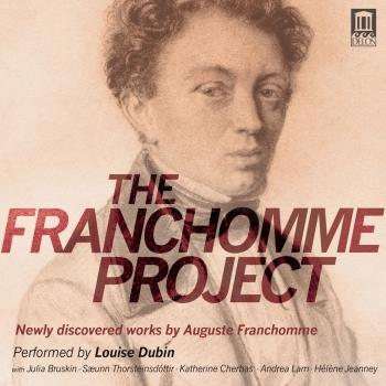 Cover The Franchomme Project