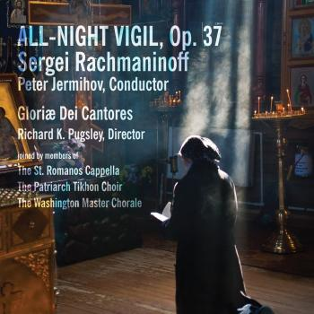 Cover Rachmaninoff: All-Night Vigil, Op. 37