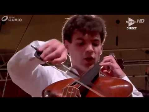 Video Queen Elisabeth Competition Cello 2017: Shostakovich Cello Concerto No. 1 (Victor Julien-Laferrière)