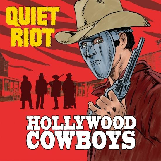 Cover Hollywood Cowboys