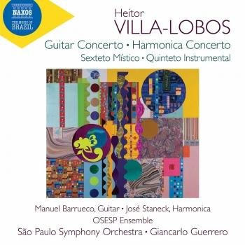 Cover Villa-Lobos: Works