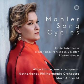 Cover Mahler: Song Cycles