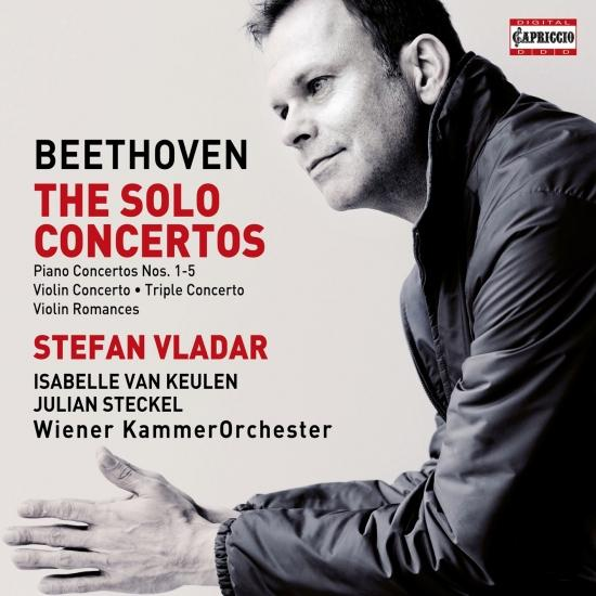 Cover Beethoven: The Solo Concertos