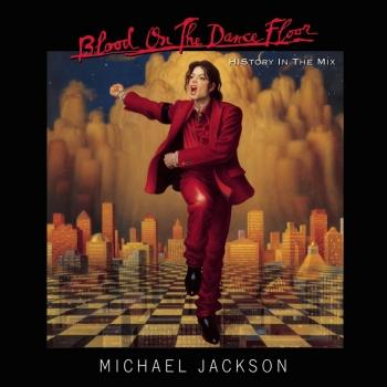 Cover Blood On The Dance Floor - HIStory In The Mix