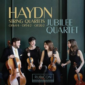 Cover Haydn: String Quartets