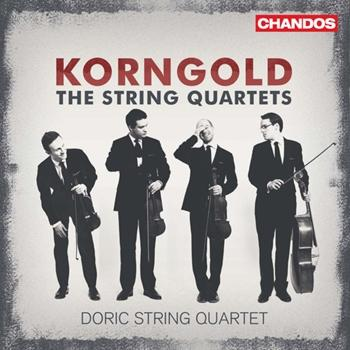 Cover Korngold: The String Quartets