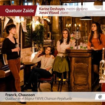 Cover Franck - Chausson