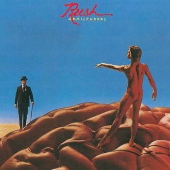Cover Hemispheres (40th Anniversary Remaster 2015)
